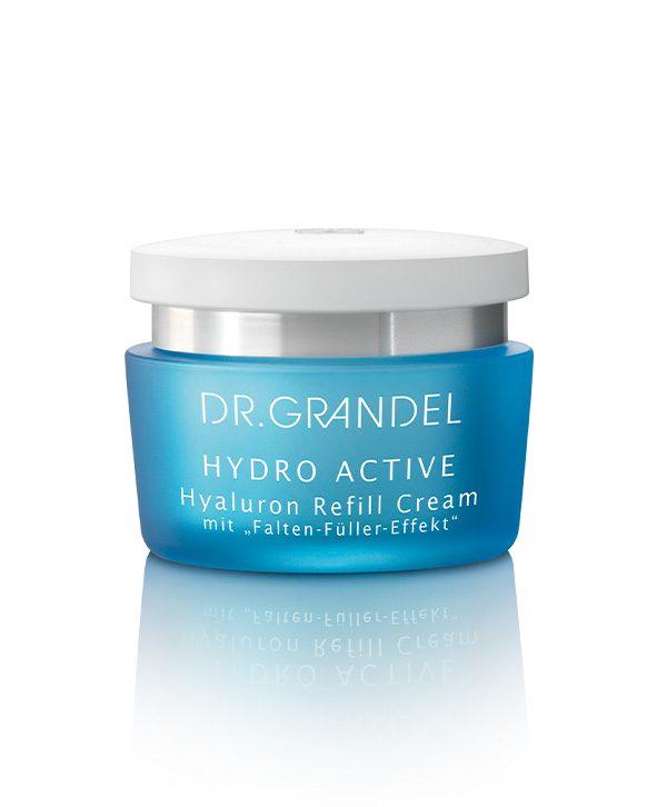 HYDRO ACTIVE Hyaluron Refill Cream - Dr, Grandel